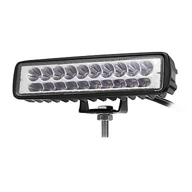 1 Peça Carro Lâmpadas 50 W 6000 lm 20 LED Luz de Trabalho Para Todos os Anos