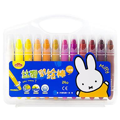 cheap Office & School-1 pcs 24 Colors M&G FGMY3202 Colored Oil Pastel