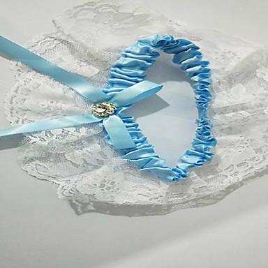 Di pizzo Classico Giarrettiera Con Elastico Giarrettiere / Forniture per decorazioni nuziali Matrimonio