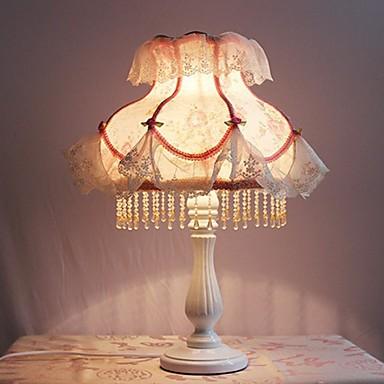 Traditionnel / Classique Décorative Lampe de Table Pour Intérieur Métal 220V