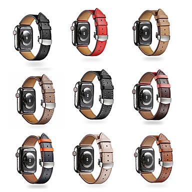 אריגה הלהקה smartwatch עבור סדרת אפל לצפות 4/3/2/1 מודרני אבזם חגורה iwatch