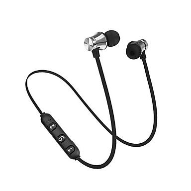 tanie Komputer i biuro-LITBest X11 Słuchawki z pałąkiem na kark Bezprzewodowy Sport i fitness Bluetooth 4.2 z mikrofonem