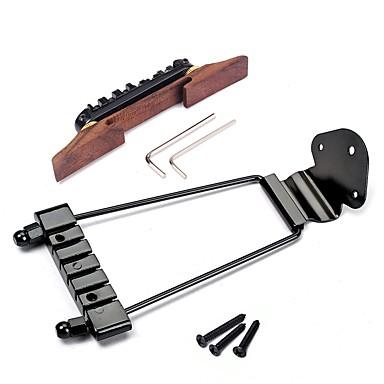 ammattilainen Kitara-lisävaruste 1G21 Kitara Metalli Kotelo Musical Instrument Varusteet 12*8.3*1.7 cm
