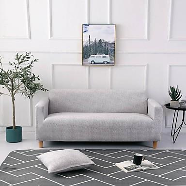 غطاء أريكة متعدد اللون / NEUTRAL مطبوع بوليستر الأغلفة