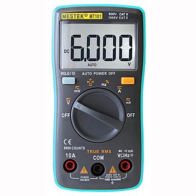 voordelige Test-, meet- & inspectieapparatuur-MESTEK MT101 Andere meetinstrumenten AC/DC Multi Function / Lichtgewicht / Geschikt