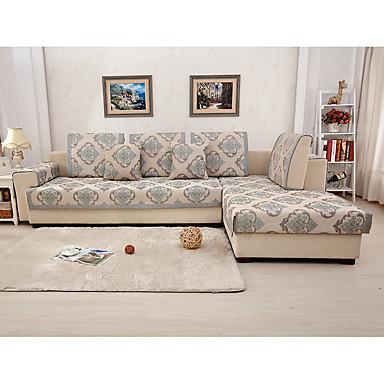 Sofa Cushion Multi Color / Classic Jacquard Polyester Slipcovers
