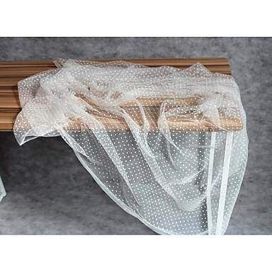 Tylli Geometrinen Pattern 150 cm leveys kangas varten Vaatteet ja muoti myyty mukaan mittari