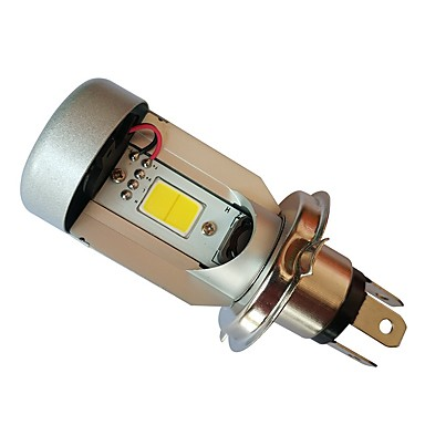 رخيصةأون أضواء السيارات-H4 دراجة نارية لمبات الضوء 20W COB 2000lm LED مصباح الرأس