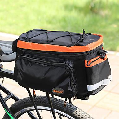 10 L Fahrrad Kofferraum Tasche / Fahrradtasche Leicht Rasche Trocknung Atmungsaktivität Fahrradtasche Terylen Nylon Tasche für das Rad Fahrradtasche