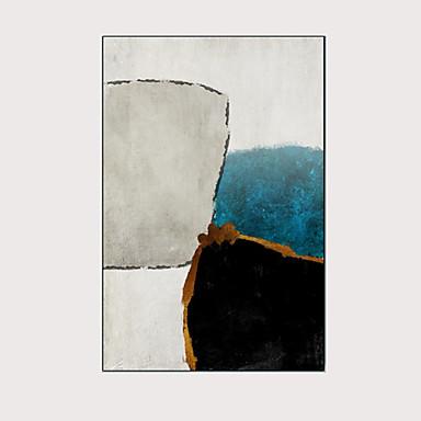 abordables Toiles-Imprimé Impression sur Toile - Abstrait Moderne Moderne Art Prints
