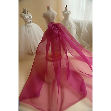ผ้าไหวแก้ว ทึบ ยืด 140 cm ความกว้าง ผ้า สำหรับ โอกาสพิเศษ ขาย โดย เมตร