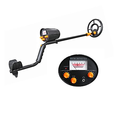 cheap Testers & Detectors-MD-3050 Metal Detector Underground Gold Detector Portable Hunter Detector Gold Digger Treasure Search Tool