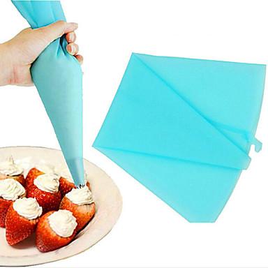 1ks Silikonový gel Sušenky Cupcake pro Cake Dezertní náčiní Nástroje na pečení