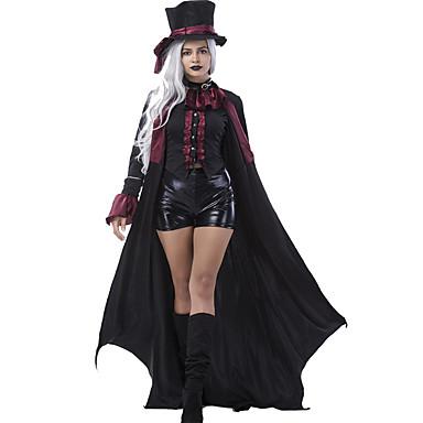 Halloween Maskerad.Vampyr Cosplay Kostymer Drakter Vuxna Dam Outfits