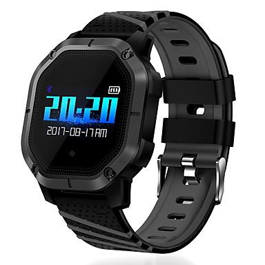 K5 Miehet Smartwatch Android iOS Bluetooth Smart Urheilu Vedenkestävä Sykemittari Verenpaineen mittaus EKG + PPG Sekunttikello Askelmittari Puhelumuistutus Activity Tracker / Kosketusnäyttö