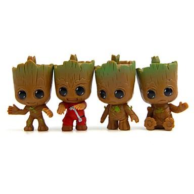 voordelige Autohangers & Ornamenten-tas sleutelhanger speelgoed 4 stks voor meisjes en jongens geschenken dames portemonnee charme decoratie accessoires