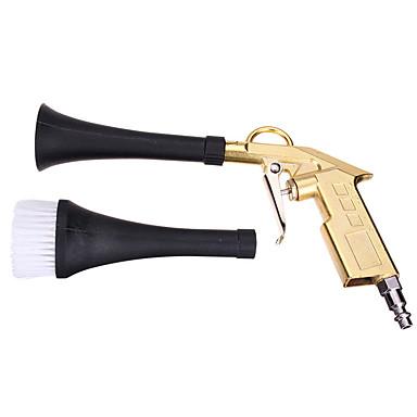 Macchina Per Auto Aria Lavaggio A Secco Pistola Aria Soffiaggio Pistola Polvere Spolveratore Soffiatore Pulizia Pulito Attrezzo Pratico #07162847