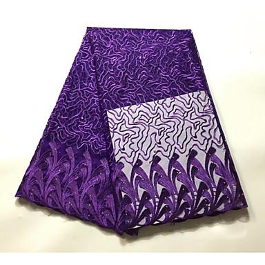 Instancabile Pizzo Africano Tinta Unita Fantasia-disegno 120 Cm Larghezza Tessuto Per Abbigliamento E Moda Venduto Dal Yarda #07288787