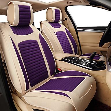 voordelige Auto-interieur accessoires-zakelijke voor achter universele auto stoelhoezen kussen kits luxe schattige voertuigen accessoires voor universele / nonwoven stof / polyester