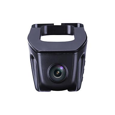 1080p HD Auto DVR 170 astetta Laajakulma Dash Cam kanssa WIFI / GPS / Pimeänäkö Automaattinen tallennin