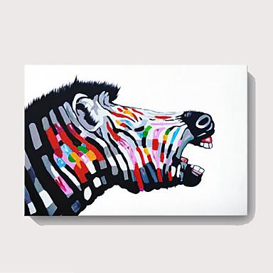 abordables Toiles-Imprimé Impressions sur toile roulées - Animaux Classique Art Prints
