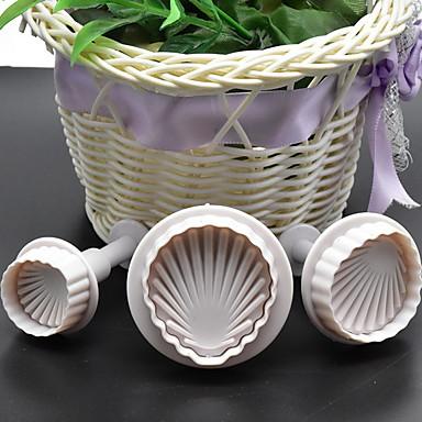 povoljno Dom i vrt-2pcs Silikon Kreativna kuhinja gadget Nova kuhinjska oprema Alati za desert Bakeware alati