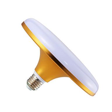 1pc 15 W LED Globe Bulbs 710-810 lm E26 / E27 10 LED Beads Cold White 220-240 V