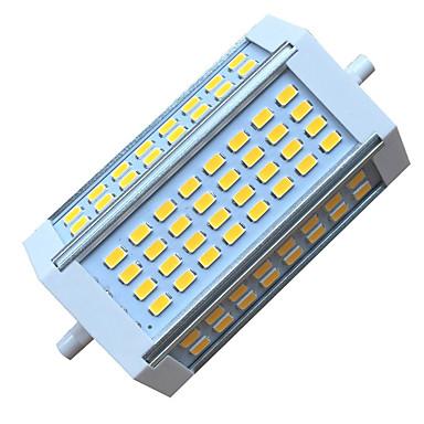 billige Elpærer-1pc 30 W 2900 lm R7S LED-lamper med G-sokkel 64 LED perler SMD 5730 Mulighet for demping Dekorativ Varm hvit Kjølig hvit 220-240 V