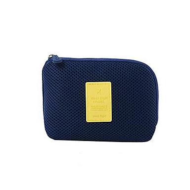 abordables Sacs-Tissu Oxford Fermeture Bagage à Main Géométrique De plein air Bleu de minuit / Jaune / Rose / Unisexe / Automne hiver