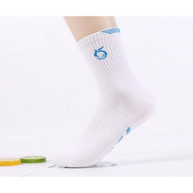 abordables Accessoires pour Chaussures-10 paires Femme Chaussettes Standard Bande dessinée Déodorant Coton EU36-EU42