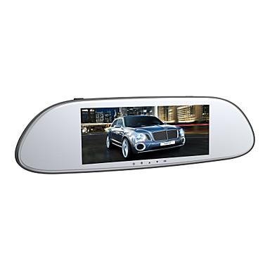 voordelige Automatisch Electronica-Anytek T80 1944p Dubbele lens / Start automatische opname Auto DVR 170 graden Wijde hoek 1/4 tuuman teräväpiirtoinen CMOS-väri 7 inch(es) Dash Cam met G-Sensor / Continu-opname / ADAS Autorecorder
