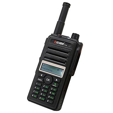 2 шт. Helida cd880 сетевое радио 2g 3g gsm wcdmawifi Walkie Talkie с SIM-картой GPS позиционирование двусторонней радиосвязи