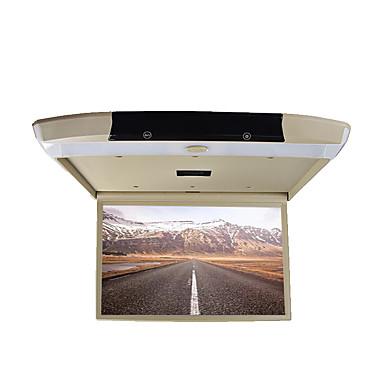 billige Bil Elektronikk-btutz LCD 17.3 tommers 2 Din Android6.0 Bil multimediaspiller SD / USB-support / Fjernkontroll / FM-sender til Universell Lyd / Mini USB / HDMI Brukerstøtte MPEG / AVI / MPG mp3 / WMA / WAV jpeg