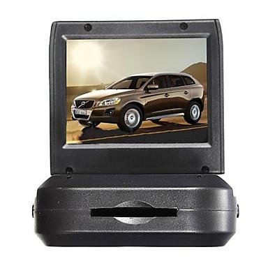 billige Bil-DVR-HD / Oppstart automatisk opptak Bil DVR Bred vinkel 2.5 tommers TFT Dash Cam med G-Sensor / Bevegelsessensor / Loop-cycle Recording Bilopptaker