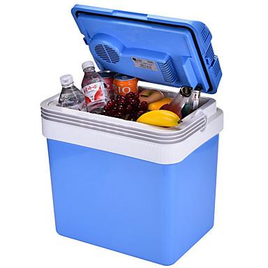 voordelige Automatisch Electronica-24l auto koelkast laag geluidsniveau / laag energieverbruik / draagbare koeler en warmer