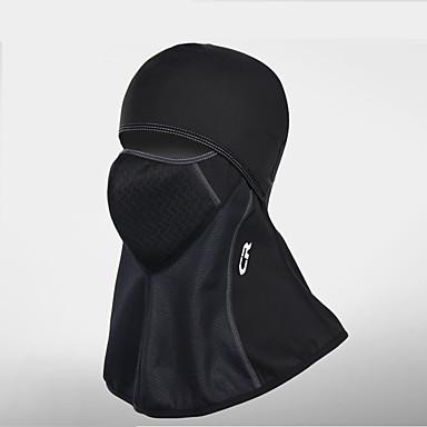 75f7af22857 Mascara facial Adultos Unisex Casco de la motocicleta Máscaras de Cara  Completa   A Prueba de Viento   Fácil vestidor