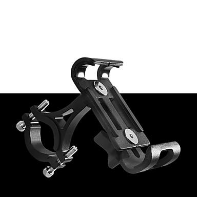 billige Sykkeltilbehør-Telefonstativ til sykkel 360° rotasjon til Vei Sykkel Fjellsykkel Triatlon Aluminum Alloy iPhone X iPhone XS iPhone XR Sykling Svart Sølv Rød 1 pcs