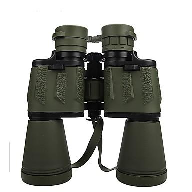 billige Kikkerter og teleskop-20 X 50 mm Kikkerter Objektiver Zoom Multi-resistent belegg Flerbelagt BAK4 Dagligdags Brug Spectralite Gummi
