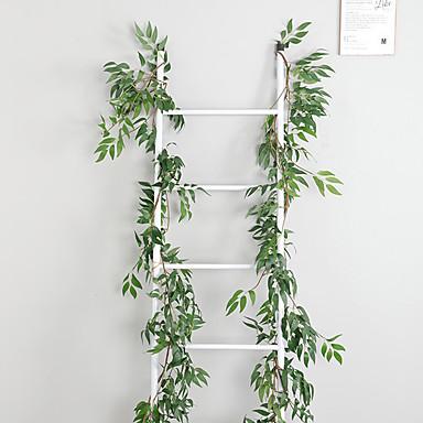 billige Kunstige blomster-Kunstige blomster 1 Afdeling Klassisk Europæisk minimalistisk stil Planter Evige blomster Vægblomst