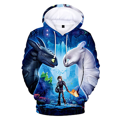 2ccb0d56e Kids Toddler Boys' Basic Print Print Long Sleeve Polyester Hoodie &  Sweatshirt Blue