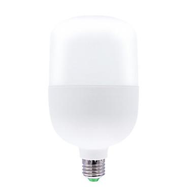 abordables Ampoules électriques-1pc 20 W Ampoules Globe LED 910-1010 lm E26 / E27 16 Perles LED Blanc Froid 220-240 V