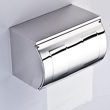 מחזיק נייר טואלט עיצוב חדש / מגניב מודרני פלדת על חלד 1pc מותקן על הקיר
