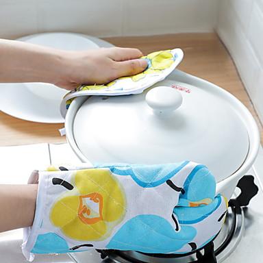 טֶקסטִיל כלים כלים כלי מטבח כלי מטבח עבור כלי בישול 2pcs