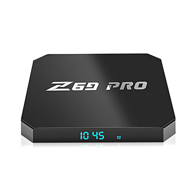 billige TV-bokser-Z69 PRo Android 7.1 Amlogic S905X 2GB 16GB Kvadro-Kjerne