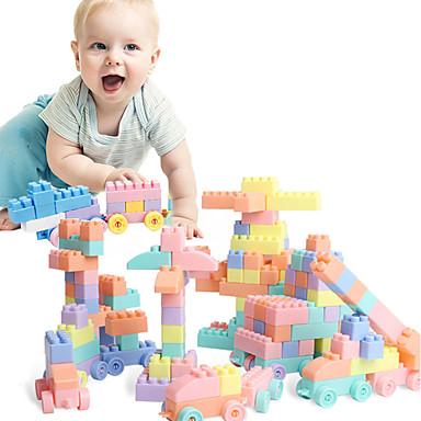 בלוקים משולבים רכבת טנק דוזר יצירתי עבודת יד אינטראקציה בין הורים לילד ארכיטקטורה משאית מעוצב בסין גיבורי על Boruto 128 pcs חתיכות ילדים גן צעצועים מתנות