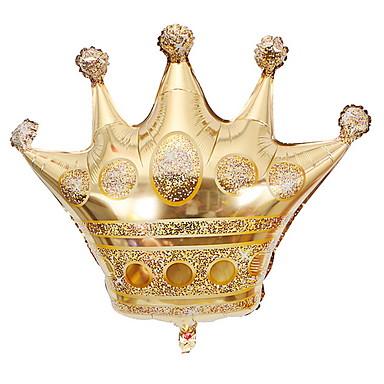 קישוטים לחג לשנה החדשה חפצים דקורטיביים דקורטיבי זהב 1pc