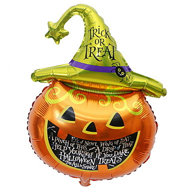 cheap Happy Halloween-Holiday Decorations Halloween Decorations Decorative Objects Decorative Orange 1pc