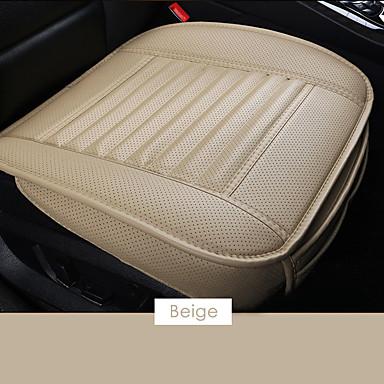 رخيصةأون اكسسوارات السيارات الداخلية-غطاء مقعد السيارة الأمامي بو عدم الانزلاق غطاء وسادة مقعد السيارة لمدة أربعة مواسم