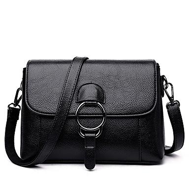 preiswerte Taschen-Damen Reißverschluss Schultertasche Wasserdicht Polyester / PU Volltonfarbe Grau / Purpur / Bronze / Schlangenhaut