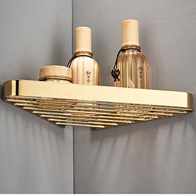 צדף לחדר האמבטיה יצירתי מסורתי פליז 1pc מותקן על הקיר